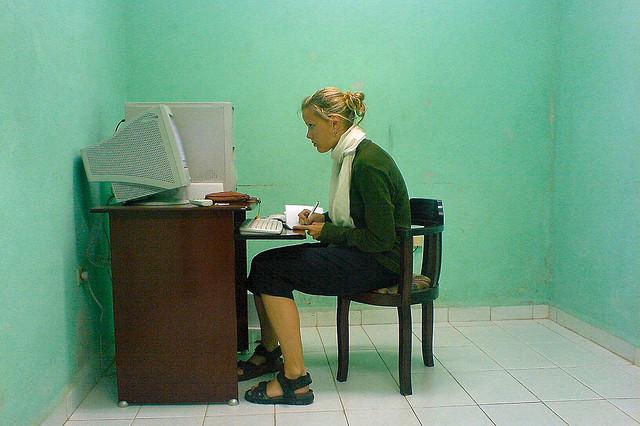 Сидячая работа приводит к серьезным заболеваниям