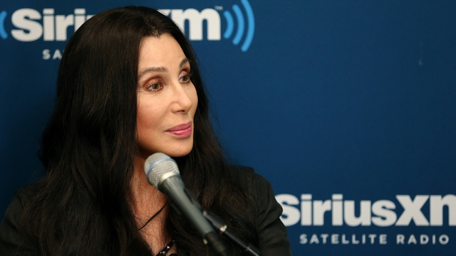 """Cher Answers Fan Questions During SiriusXM's """"Town Hall"""" Series At The SiriusXM Studio"""