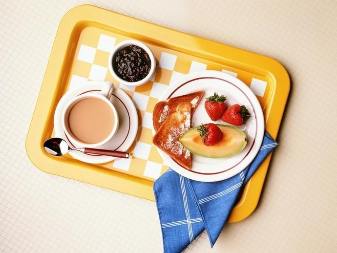 Завтрак решает все!